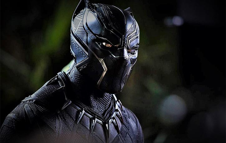 Black Panther - protector of Wakanda