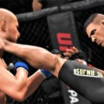 MMA fighters can kick with the best of them!