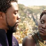 Nakia offers T'Challa words of wisdom