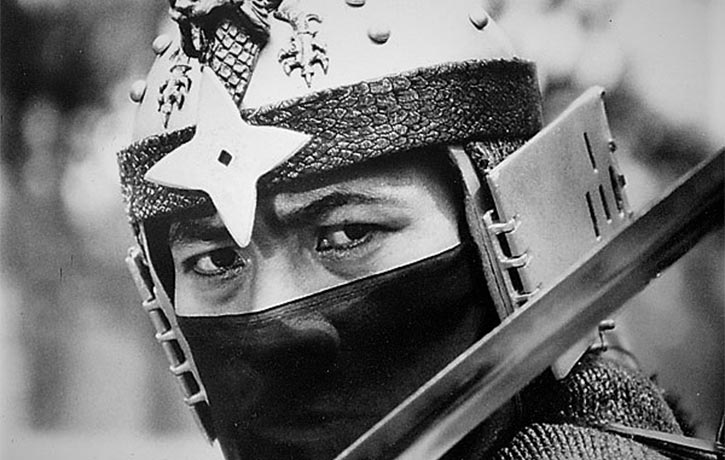 Sho Kosugi plays a ninja in Pray for Death