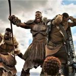 The Jabari tribe joins the fight for Wakanda