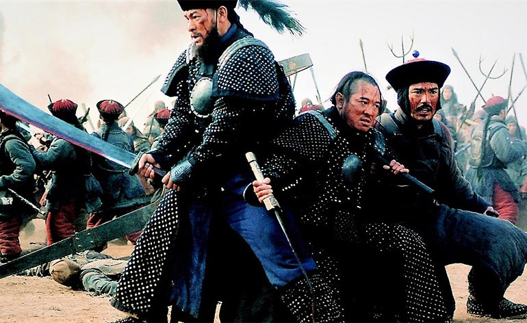 The Warlords (2007) - Kung Fu Kingdom