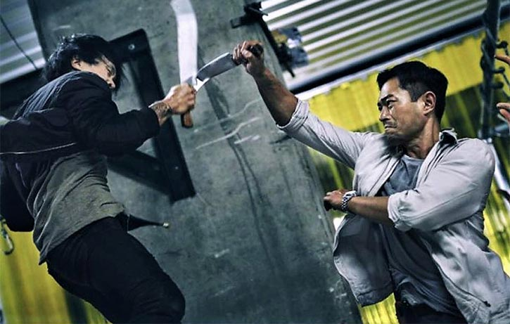 Action scenes pack a particularly satisfying punch