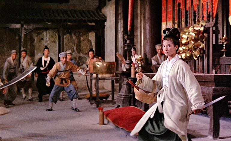 Come Drink With Me (1966) - Kung Fu Kingdom