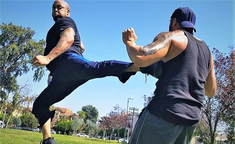 Interview with R. Marcos Taylor - Kung Fu Kingdom