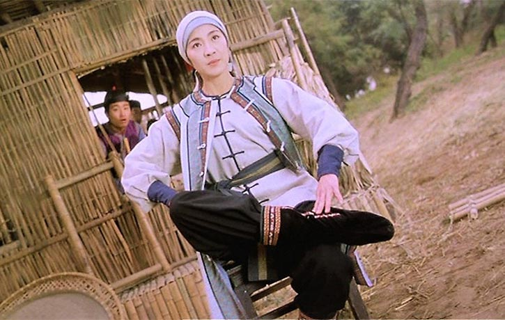 Michelle Yeoh stars as Yim Wing Chun