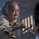 Miyagi gives Chozen a choice