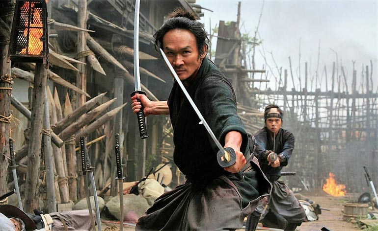 Top 10 Samurai Movie Sword Fights - Kung Fu Kingdom