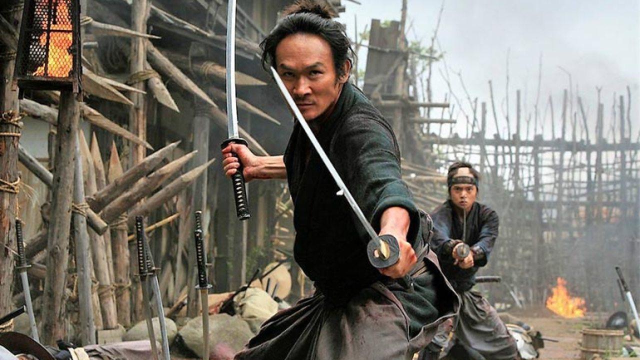 Top 10 Samurai Movie Sword Fights - Kung-fu Kingdom