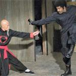 Black Dynamite Panther Fist!