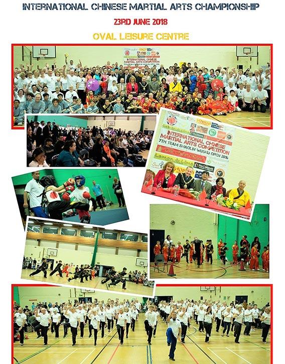 China Spirit UK -event poster