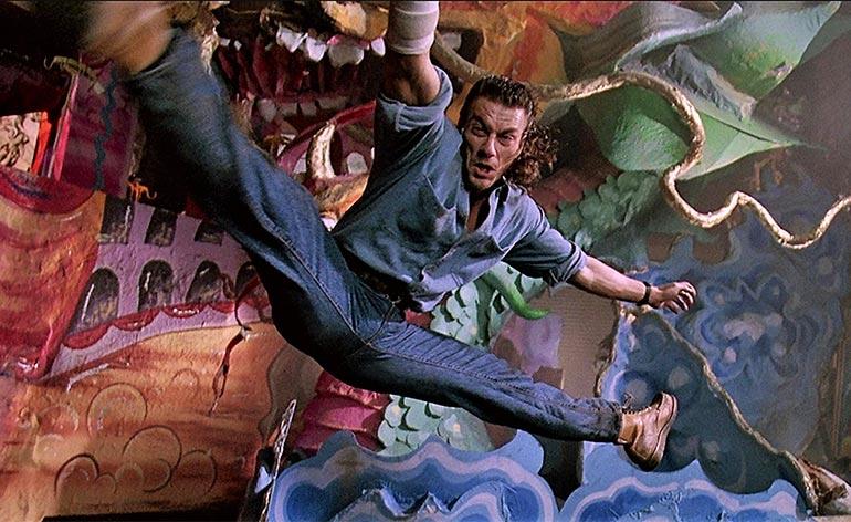 Hard Target (1993) - Kung Fu Kingdom