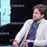 Sean during an interview on The Young Turks