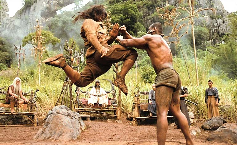 Top 10 Ong Bak Movie Fights - Kung Fu Kingdom
