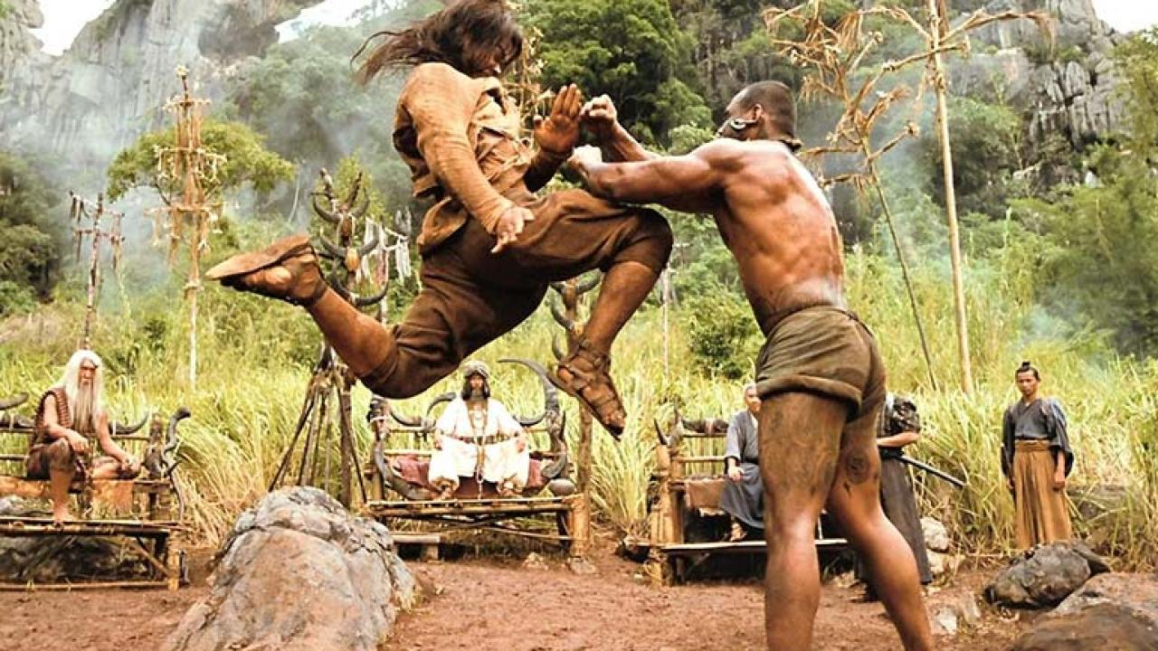 Top 10 Ong Bak Movie Fights - Kung-fu Kingdom