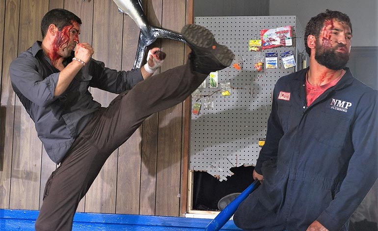 Universal Soldier - Day of Reckoning (2012) - Kung Fu Kingdom