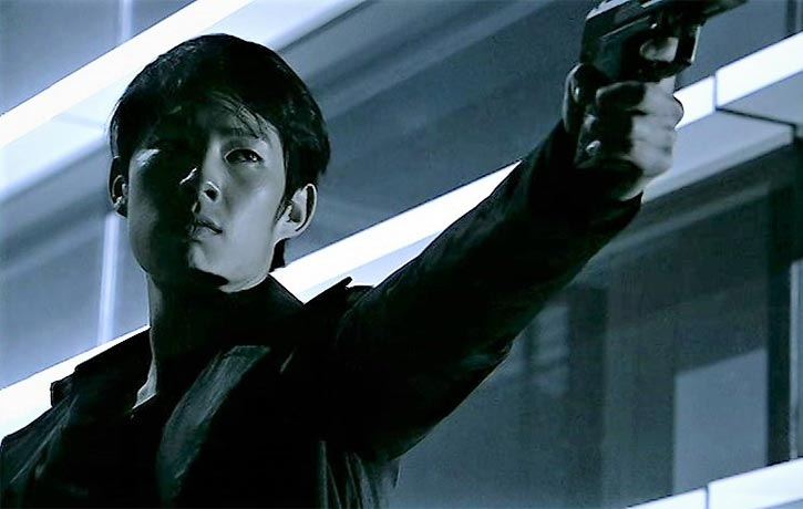 Vanness Wu stars as Officer Wang Sun-Ho