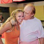 Gene approves of Ronda's progress in MMA training