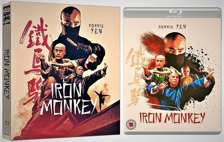 Iron Monkey UK Blu-ray -Released by Eureka Ent