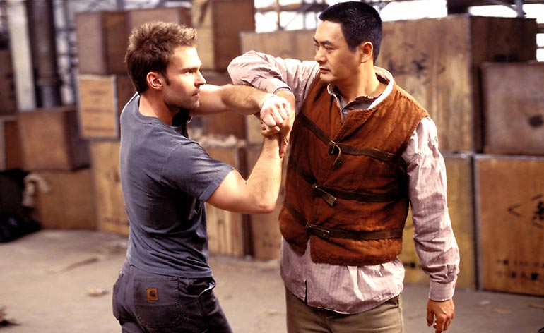 Bulletproof Monk (2003) - Kung Fu Kingdom