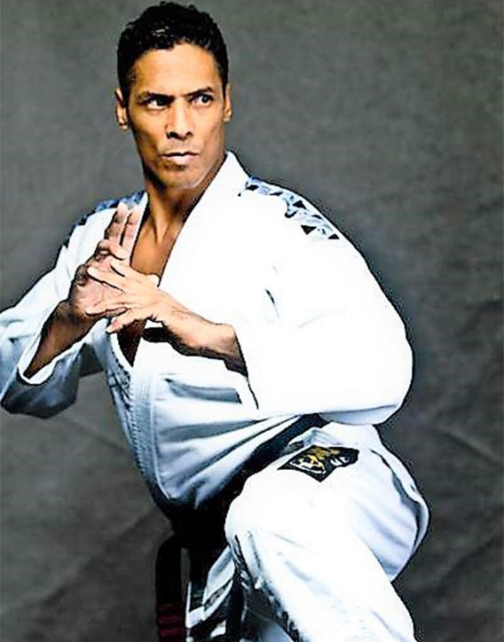 Class is in session with Taimak!