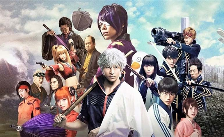 "First Trailer for ""Gintama 2"" Arrives Online!"