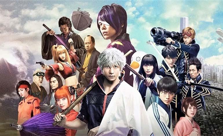 First Trailer for Gintama 2 Arrives Online! - Kung Fu Kingdom