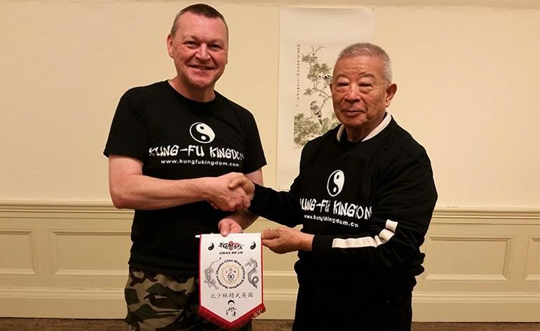 Interview with Wu Bin - Kung Fu Kingdom