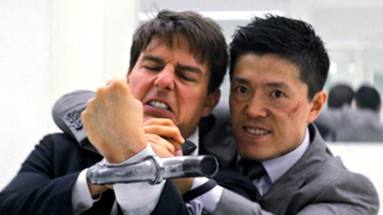 Top 5 Mission: Impossible Fight Scenes - Kung-fu Kingdom
