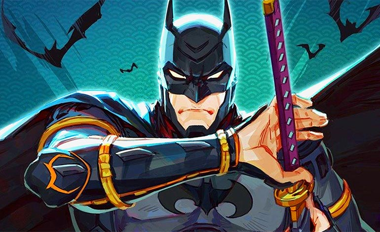 Batman Ninja (2018) - Kung Fu Kingdom