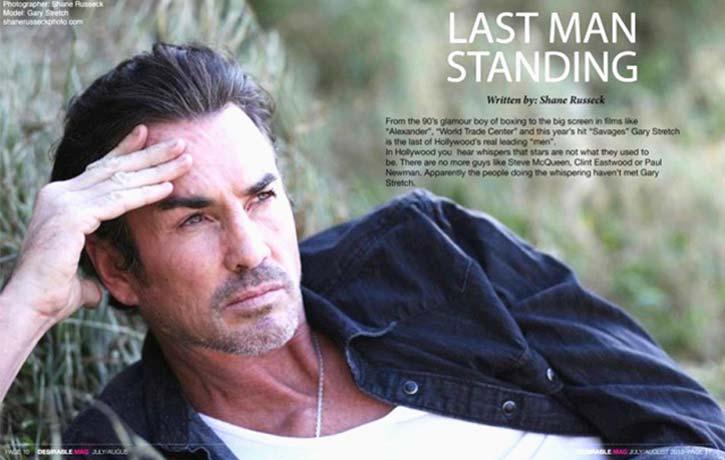 Gary 'last man standing'