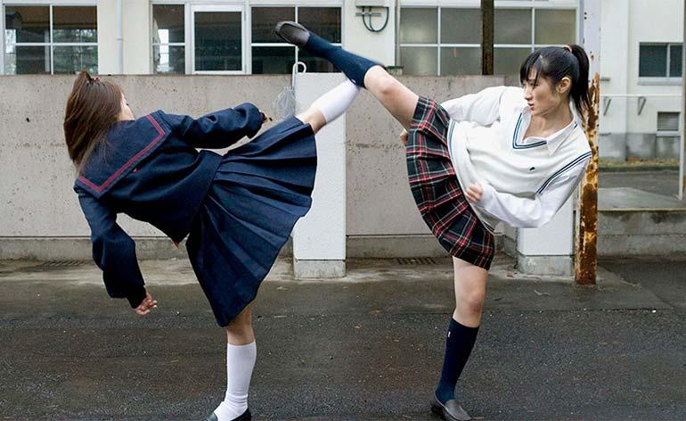 High Kick Girl! (2009) - Kung Fu Kingdom