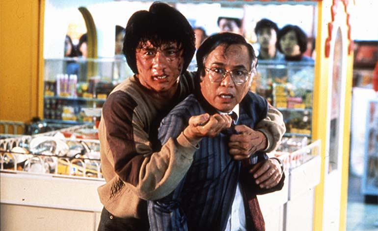 Police Story 1 & 2 — Blu-ray Box Set Competition! - Kung Fu Kingdom