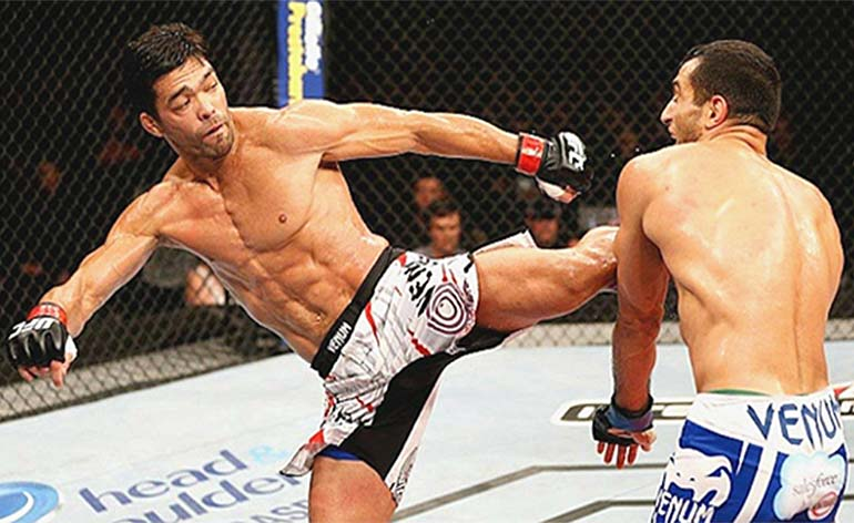 Top 5 MMA Finishes – Lyoto Machida