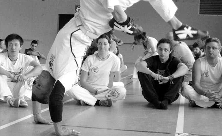 London School of Capoeira Celebrates 30th Anniversary - Kung Fu Kingdom