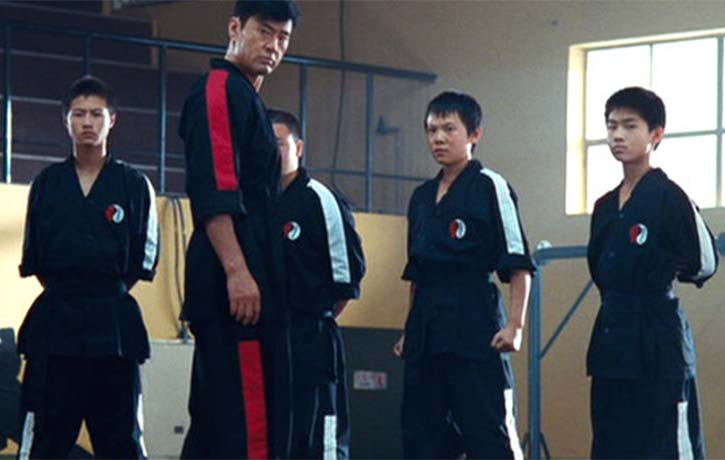 Cast of the karate kid 2010