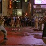 Street showdown!