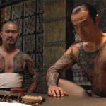 Yakuza bodyart!