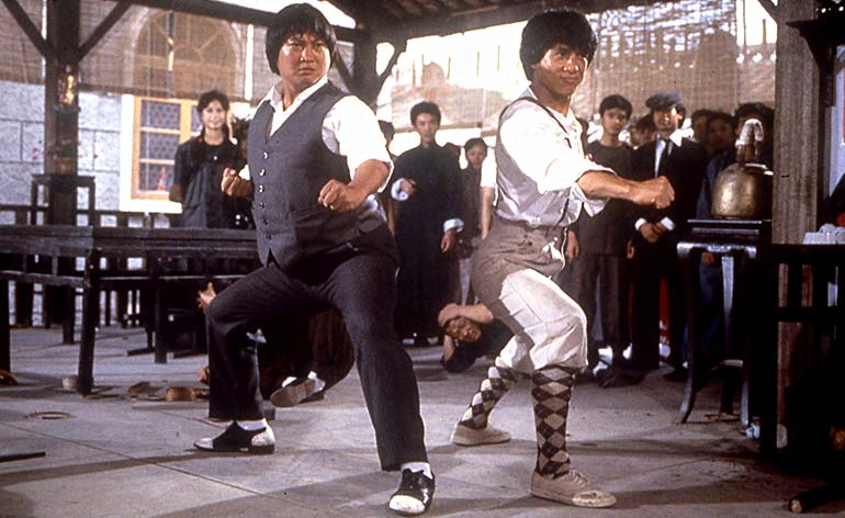 Project A 1 & 2 - Blu-ray Box Set (2018) -Kung Fu Kingdom
