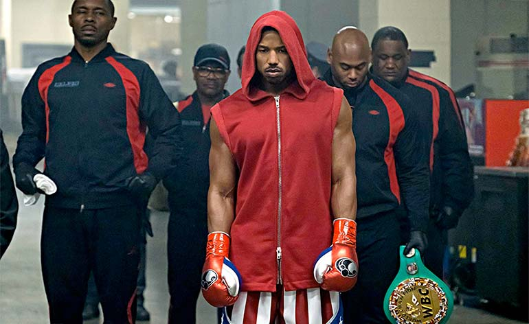 """Creed II"" Featurette video!"