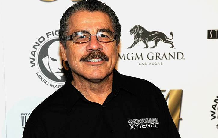 Stitch Duran is one of the most respected cut men in professional fighting