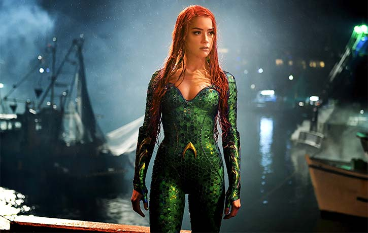 Mera comes to warn Arthur of Orm's plan