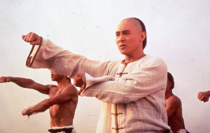 OUATIC is widely regarded as the movie that revitalised the kung fu film craze