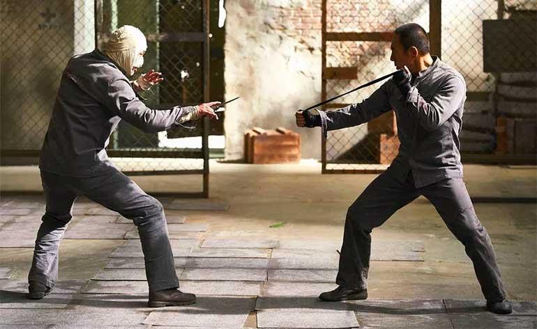 """Trailer and Fight Clips for Korean """"Revenger""""!"""