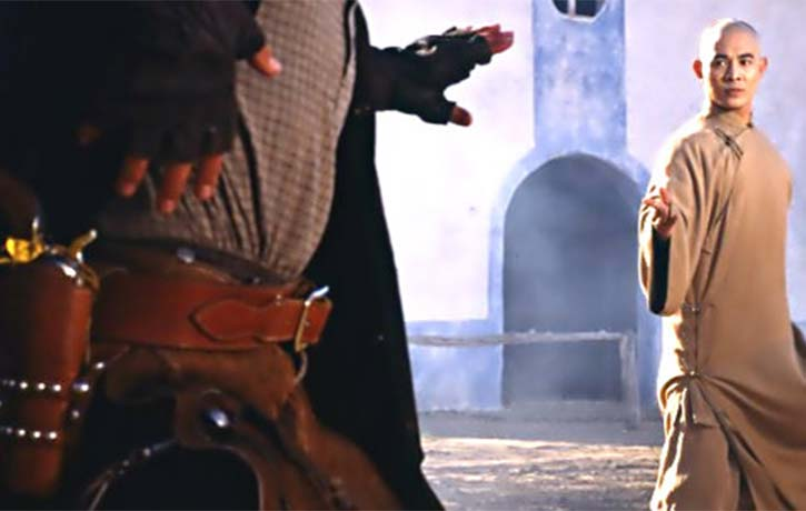 Yeehaw! Bring it on cowboy!