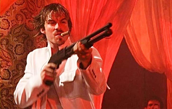 Miles Slade loves his job as an assassin!