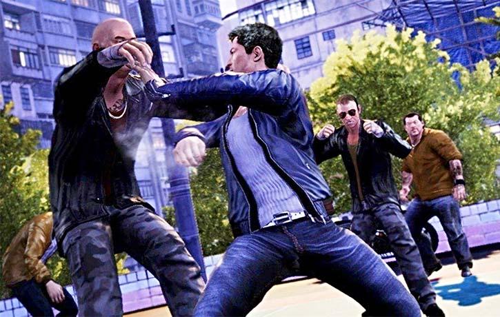 Wei Shen urban inFU-fighting, how exciting!