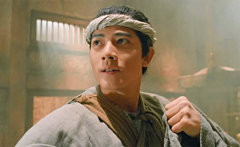 The Bare-Footed Kid (1993) -Kung Fu Kingdom