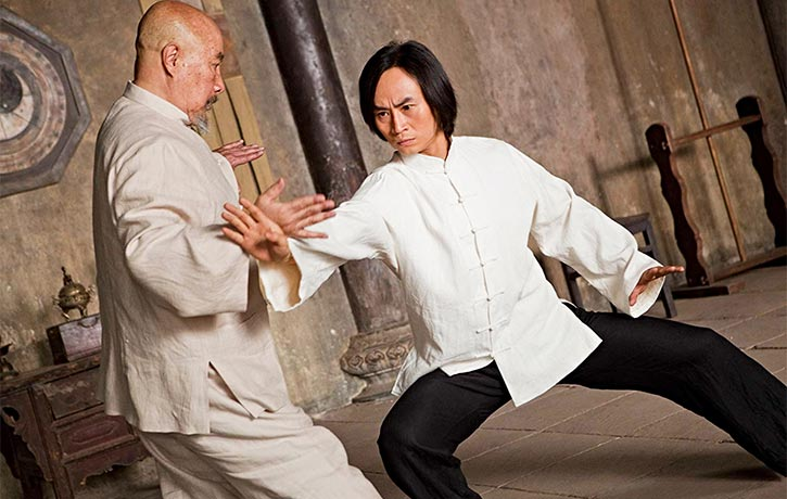 Tiger leads the way in Keanu Reeves' Man of Tai Chi