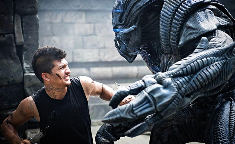 Top 10 Alien Movie Fights - Kung Fu Kingdom